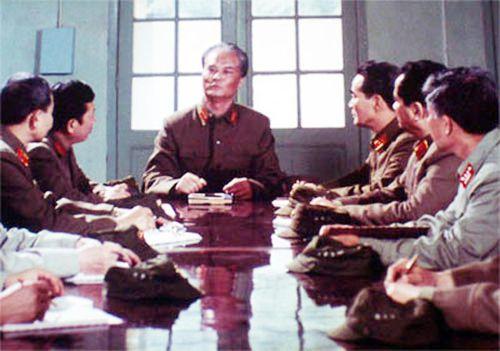 Những thước phim huyền thoại về ngày Giải phóng