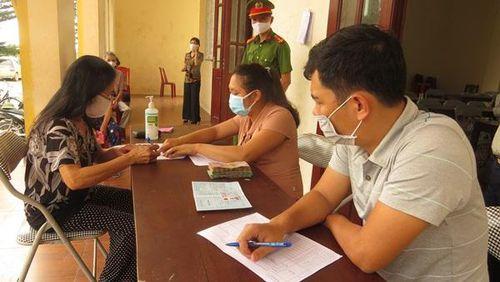 Huyện Thường Tín: Khách quan, minh bạch trong chi trả tiền cho các đối tượng do ảnh hưởng dịch Covid-19