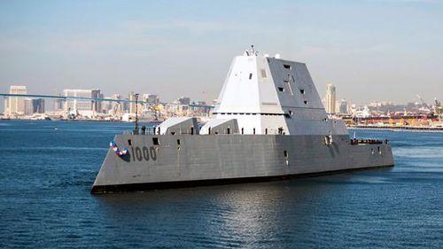 Hải quân Mỹ bổ sung thêm tàu khu trục mới