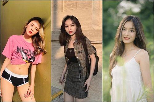 Vũ trụ hot girl Việt trên Instagram, lại xuất hiện thêm vài tinh tú mới