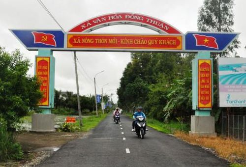 Đông Thuận quyết tâm thực hiện thắng lợi nghị quyết nhiệm kỳ 2020 - 2025