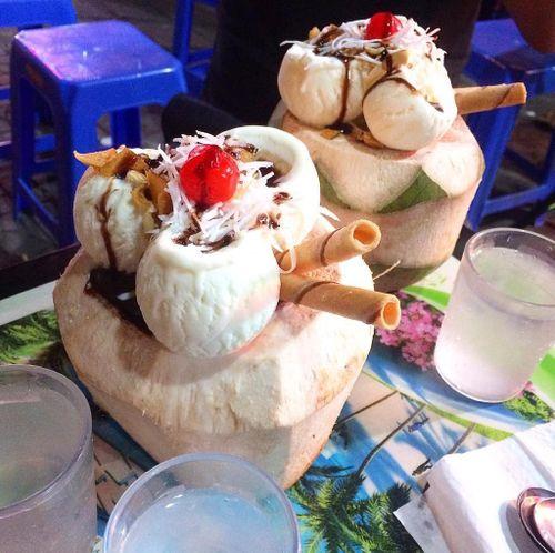8 quán kem mát lạnh ở Hà Nội