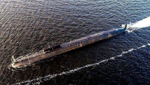 Hải quân Nga sắp nhận tàu ngầm 'nguy hiểm nhất thế giới' phiên bản nâng cấp