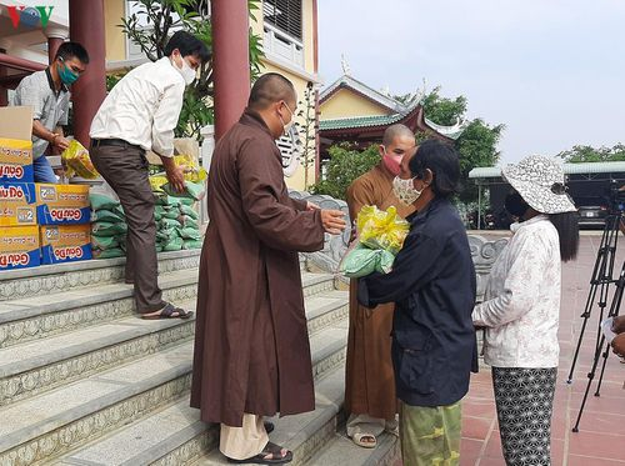 Kon Tum: Đại lễ Phật đản Phật lịch lan tỏa tình yêu thương