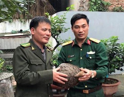 Góp phần bảo vệ động vật quý hiếm