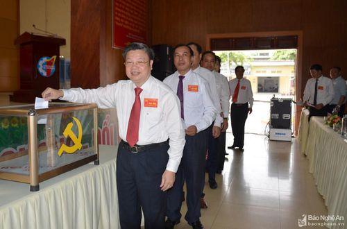 Đại hội Đảng bộ Trường Cao đẳng Việt - Đức Nghệ An nhiệm kỳ 2020 - 2025