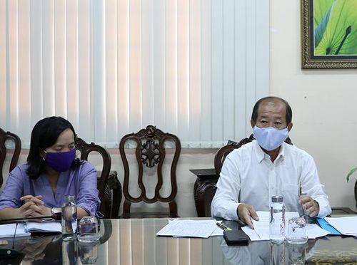 Triển khai thực hiện Chương trình cầu truyền hình trực tiếp 'Hồ Chí Minh, Ý chí Việt Nam'