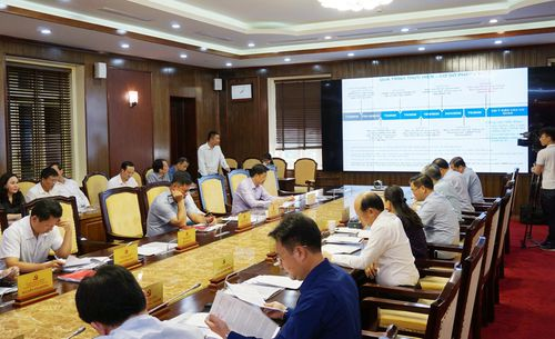 Ban Thường vụ Tỉnh ủy thảo luận, cho ý kiến về một số nội dung quan trọng