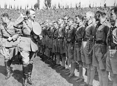 Giải mật lực lượng chuyên 'thủ tiêu' người Do Thái theo lệnh Hitler