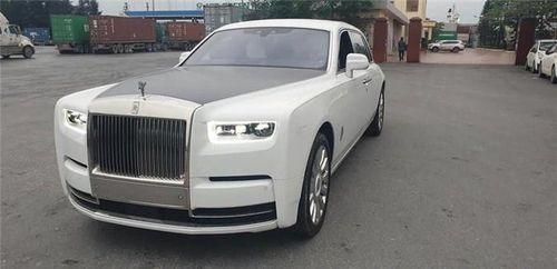 Roll-Royce Phantom Tranquillity hàng hiếm về Việt Nam