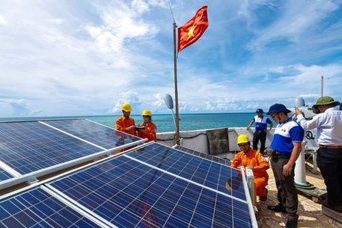 EVN SPC đầu tư Nhà máy Điện mặt trời tại Côn Đảo