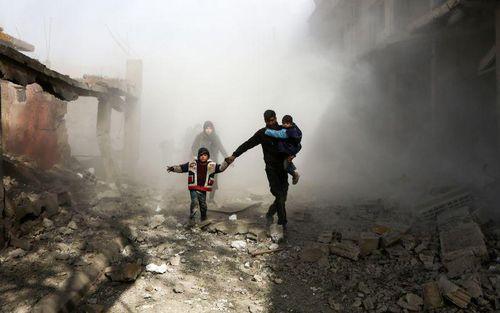 Liên Hợp Quốc thảo luận về vấn đề vũ khí hóa học tại Syria