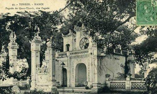 Ngắm những ngôi chùa nổi tiếng Việt Nam cách đây một thế kỷ