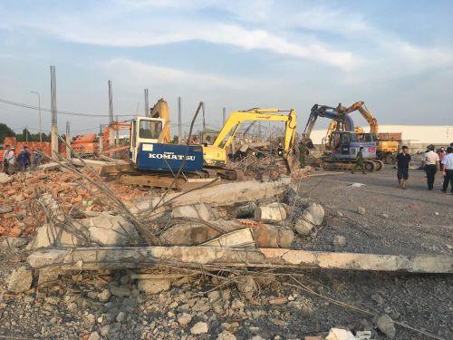 Xác định danh tính 10 nạn nhân tử vong trong vụ sập nhà xưởng ở Đồng Nai