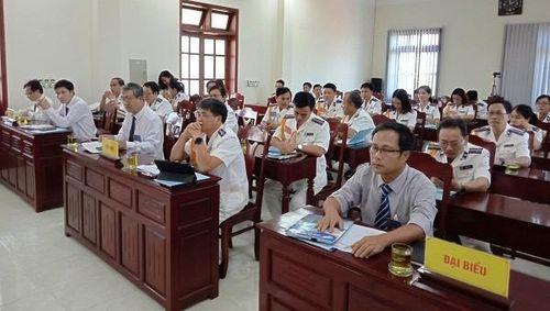Chi bộ Cục THADS TT- Huế tổ chức Đại hội III nhiệm kỳ 2020-2025