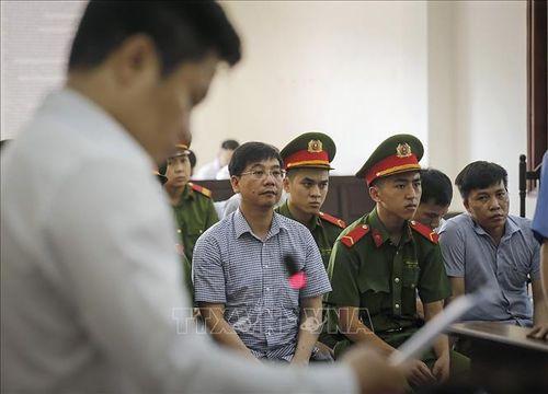 Các bị cáo vụ gian lận điểm thi ở Hòa Bình nói lời sau cùng