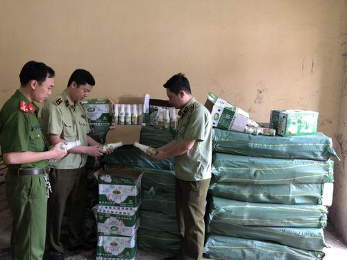 Lào Cai xử lý nhiều hàng hóa vi phạm sau nới lỏng cách ly
