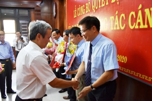 Công bố Quyết định của Ban Bí thư về công tác cán bộ tại Thừa Thiên – Huế
