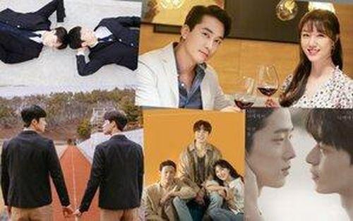 Phim truyền hình Hàn Quốc cuối tháng 5: Phim của 'Chị đại Triều Tiên' Seo Ji Hye đối đầu phim đam mỹ của trai đẹp cực phẩm Produce X 101