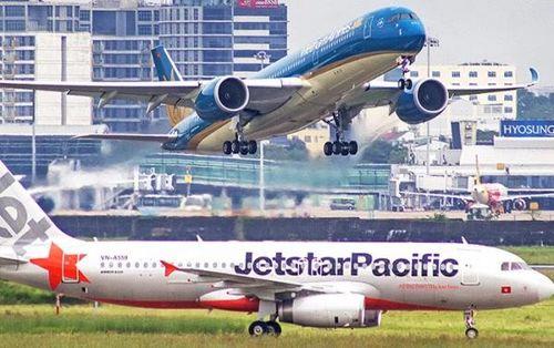 Liên danh Vietnam Airlines - Jetstar Pacific 'tung' giá vé 49.000 đồng/chặng bay nội địa
