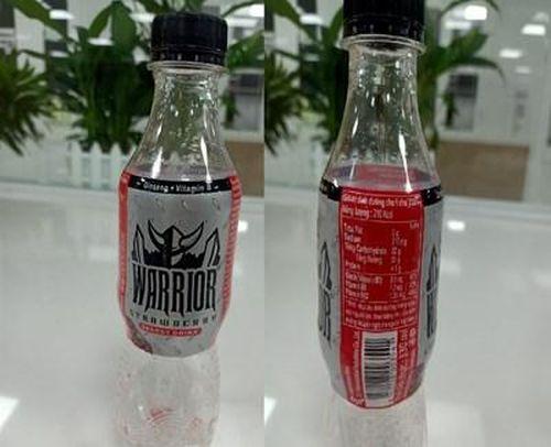 Uống nước tăng lực Warrior hàng chục học sinh ở Hải Phòng nhập viện?