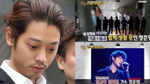 Án tù 5 năm vì tội danh tình dục, Jung Joon Young bị bạn tù đối xử ra sao?