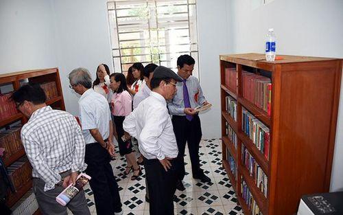 Huyện đảo Lý Sơn khánh thành Thư viện hơn 10.000 đầu sách