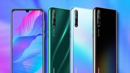 Huawei P Smart S - Hiệu năng ấn tượng, thiết kế thời thượng
