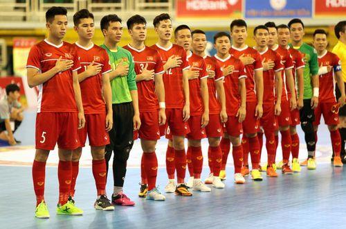 Vòng chung kết Futsal châu Á 2020 chính thức chốt ngày khởi tranh