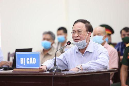 Nguyên Thứ trưởng Bộ Quốc phòng Nguyễn Văn Hiến lĩnh 4 năm tù