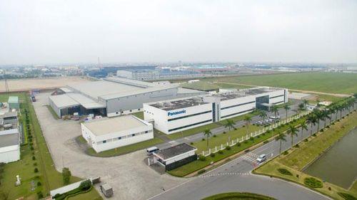 Panasonic dịch chuyển hoạt động sản xuất thiết bị gia dụng sang Việt Nam