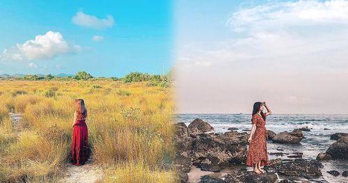 Ngay gần Hà Nội có một hòn đảo hoang sơ như thế này mà chưa nhiều người biết: đẹp như tiên cảnh, chụp choẹt thì hết sảy!