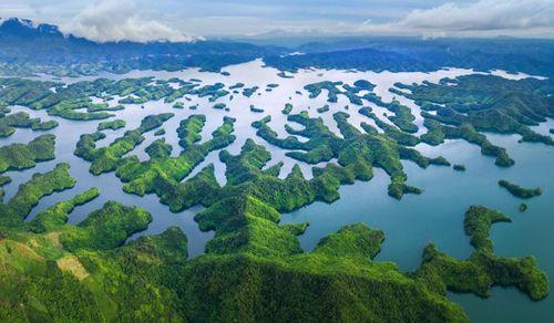 Check in hồ Tà Đùng, tuyệt tác của tạo hóa
