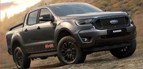 Ford Ranger FX4 2020 sắp ra mắt có gì đặc biệt?