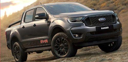 Ford Ranger FX4 2020 sắp ra mắt bằng hình thức streaming