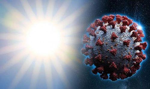 Ánh nắng Mặt Trời đúng là có thể vô hiệu hóa virus SARS-CoV-2 gây bệnh Covid-19