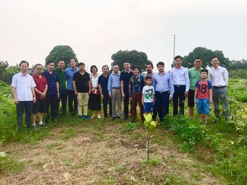 Giao lưu, học hỏi phát triển nông nghiệp sạch