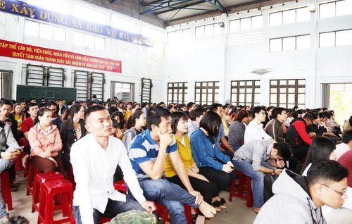 Khó khắc phục các tồn tại trong thi tuyển công chức ở Phú Yên