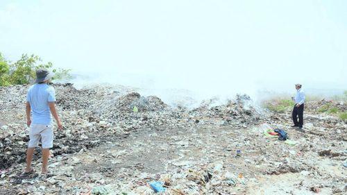 Gia Lai: Dân ám ảnh vì lò đốt rác ô nhiễm đầu độc lòng hồ