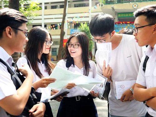 Thí sinh đăng ký dự thi tốt nghiệp THPT từ ngày 15 đến ngày 30-6