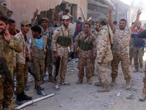 Pháp lo ngại kịch bản Syria đang lặp lại ở Libya