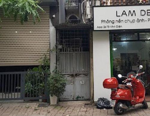 Lãnh đạo quận Thanh Xuân nói gì việc tham vấn luật xử lý cổng sắt 1,5m trái phép?