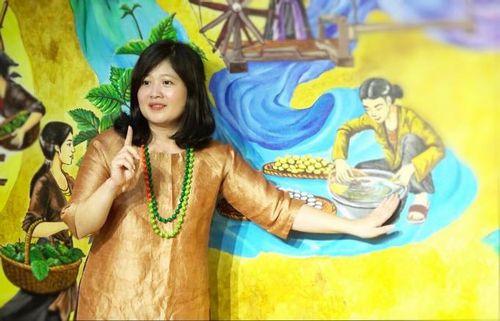 Mở lối cho lụa Việt vươn ra thế giới