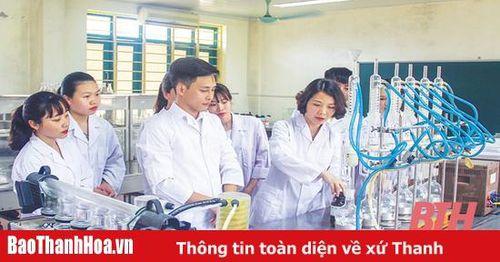 Xây dựng Trường Đại học Hồng Đức trở thành trung tâm đào tạo nguồn lực và khoa học công nghệ uy tín trong cả nước