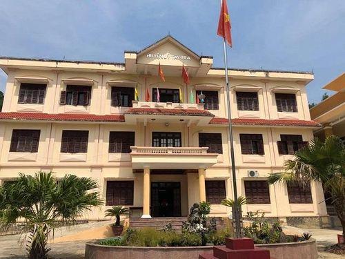 Quảng Ngãi: Hàng chục trụ sở bỏ không ở huyện miền núi
