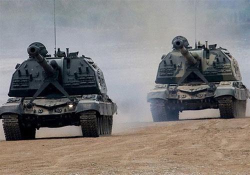 Nga bổ sung pháo tự hành nâng cấp 'tiệm cận Koalitsiya-SV'