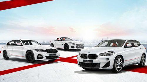 BMW X2, 3 Series, Z4 phiên bản 'Mặt Trời mọc'