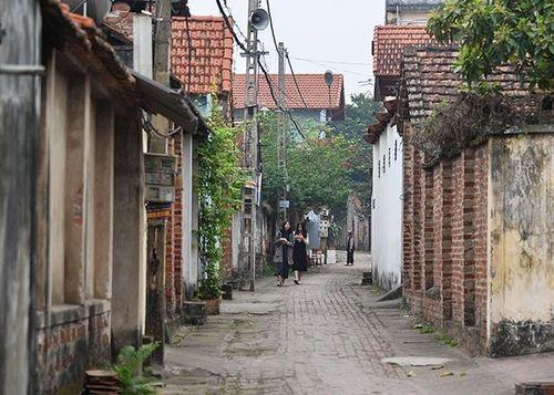 Phát huy giá trị làng cổ Ðường Lâm