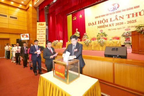 Đại hội Đảng bộ Trung tâm Truyền thông tỉnh lần thứ II