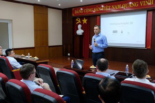 Trung tâm CNTT&LL tổ chức Hội thảo khoa học công nghệ chuyên đề 'Ảo hóa máy trạm và ứng dụng'